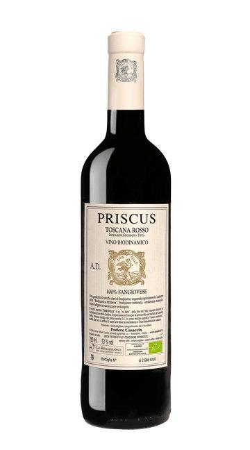 'Priscus' Podere Casaccia 2016