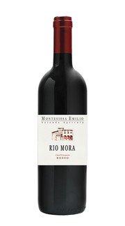 Rosso frizzante 'Rio Mora' Emilio Montesissa