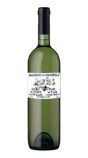 Rkatsiteli Grand Cru 'Tsarapi' in Anfora Our Wine 2015