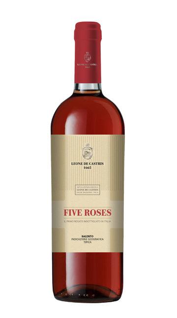 Rosato 'Five Roses' Leone de Castris 2017