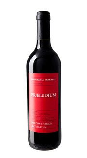 """Rosso Conero """"Praeludium"""" Fattoria Le Terrazze 2015"""