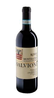 Rosso di Montalcino La Cerbaiola Salvioni 2016