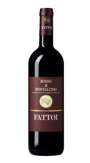Rosso di Montalcino Fattoi 2015