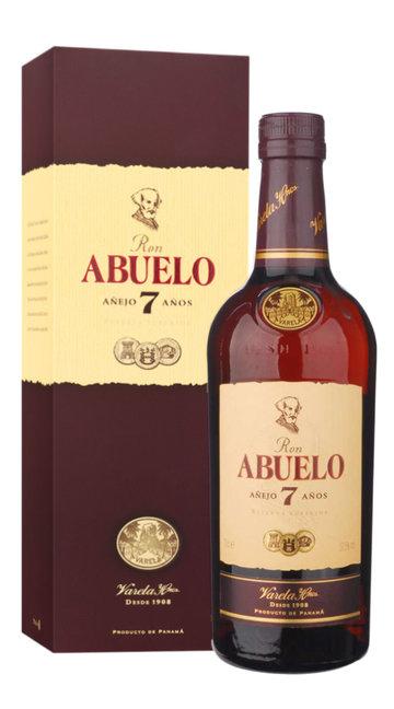 Rum Abuelo Anejo 7 Anni