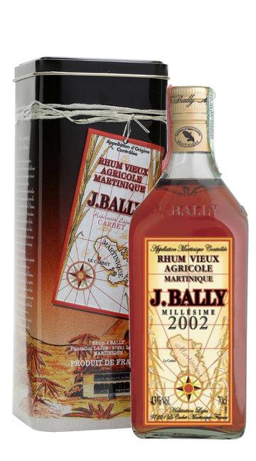 Rum Vieux Agricole Millesimato Bally 2002