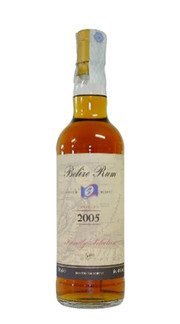 "Rum ""Belize 10 Anni"" Family Selection 2005"