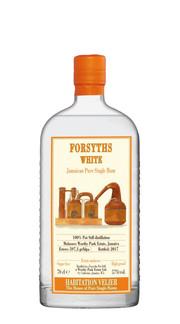 "Rum Bianco ""Forsyths WP"" Habitation Velier"