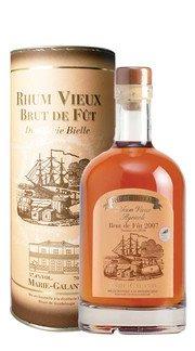 Rum Vieux Agricole 'Brut de Fut' Bielle 2007