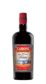 Rum Caroni - Velier 21 Anni