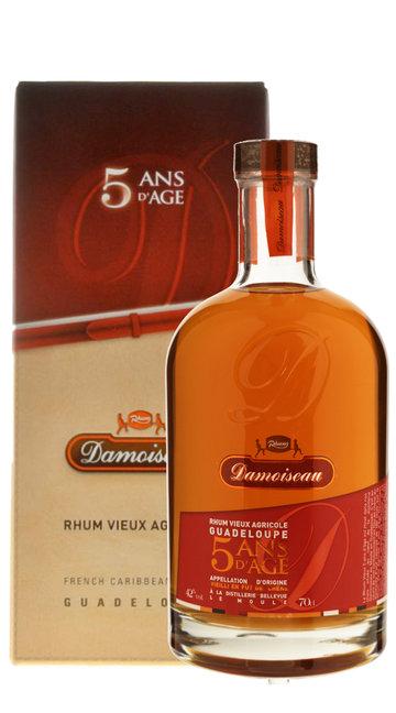 Rum Vieux Agricole Damoiseau 5 Anni