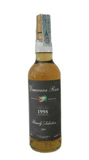 "Rum ""Demerara 18 Anni"" Family Selection 1998"