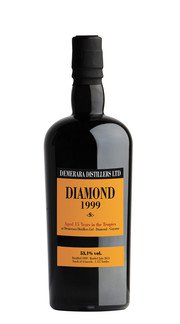 "Rum ""Diamond"" 1999 Demerara - Velier 15 Anni"