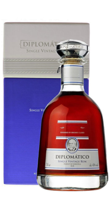 Rum 'Single Vintage' Diplomatico 2004