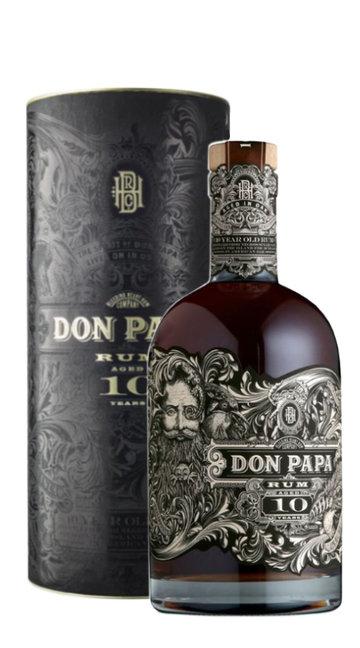 Rum Don Papa 10 Anni