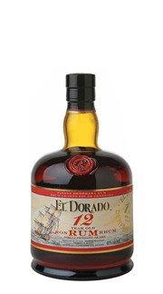 Rum El Dorado Demerara 12 Anni