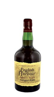 Rum English Harbour 5 Anni