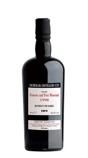"Rum ""Enmore and Port Mourant 1998"" Demerara - Velier"