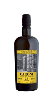 "Rum ""Guyana 1994 100° Proof"" Caroni - Velier 23 Anni"