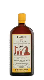 """Rum """"Hampden Lrok"""" Habitation Velier 2010"""