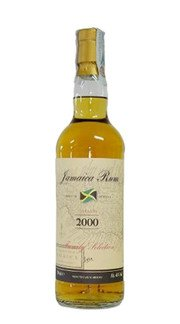 "Rum ""Jamaica 15 Anni"" Family Selection 2000"