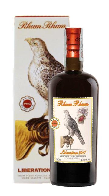 Rum Vieux Agricole 'Liberation Integral 2017' Rhum Rhum
