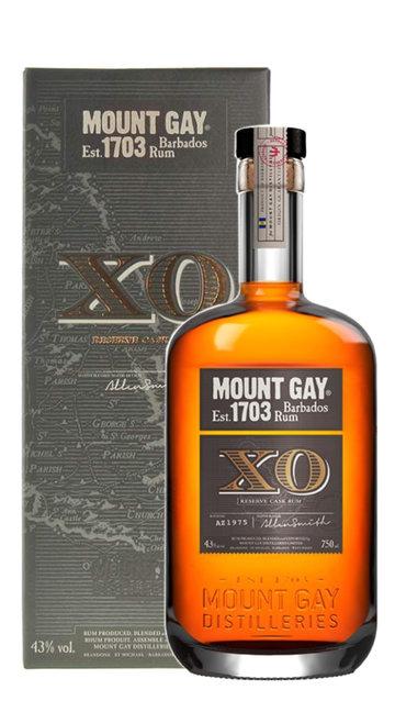 Rum Mount Gay XO