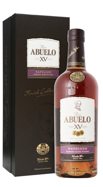 Rum 'Finish Collection Napoleon' Abuelo