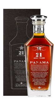 "Rum ""Panama"" Nation 21 Anni"