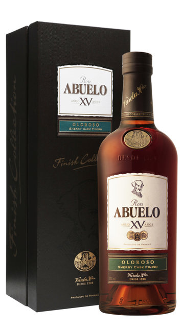 Rum 'Finish Collection Oloroso' Abuelo