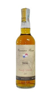 Rum 'Panama 9 Anni' Family Selection 2006