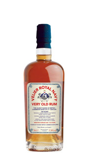 Rum 'Royal Navy' Velier Caroni