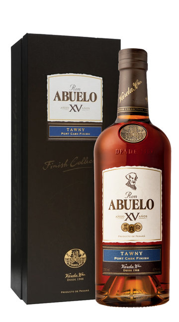 Rum 'Finish Collection Tawny' Abuelo