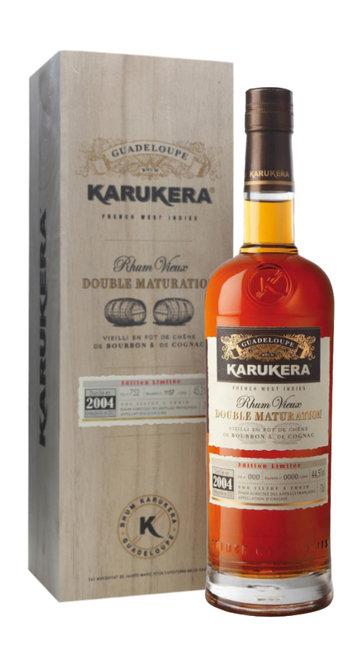 Rum Vieux Agricole Double Maturation Karukera 2004