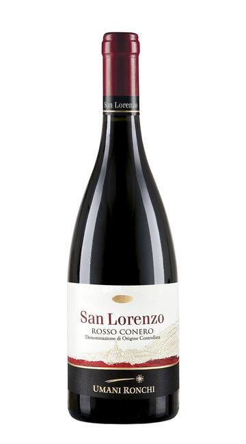 Rosso Conero 'San Lorenzo' Umani Ronchi 2015