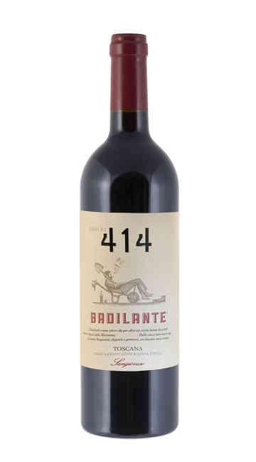 Sangiovese 'Il Badilante' Podere 414 2015