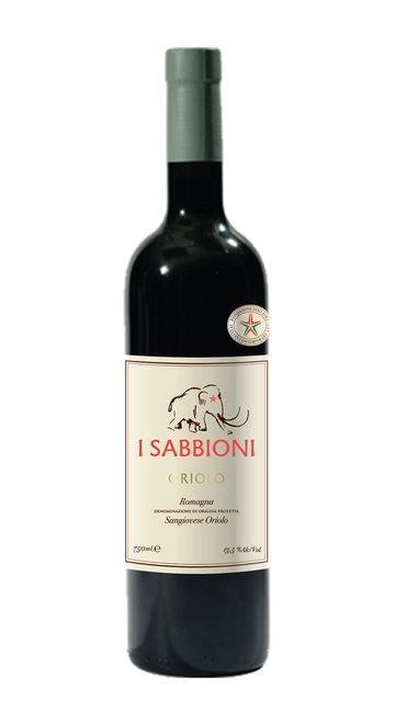 Sangiovese di Romagna Oriolo I Sabbioni 2015