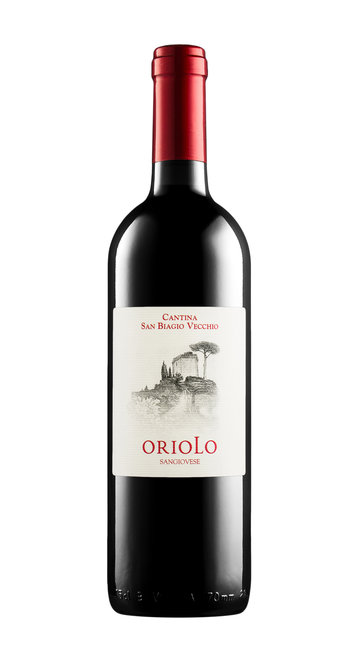 Sangiovese di Romagna Oriolo San Biagio Vecchio 2015