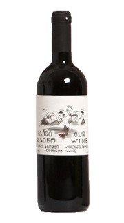Saperavi Anfora Our Wine 2015
