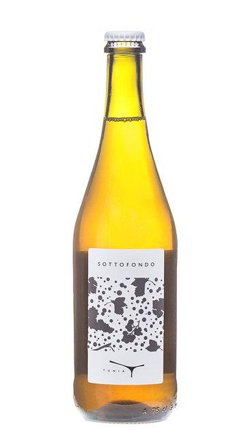 Rifermentato in bottiglia 'Sottofondo' Tunia 2015