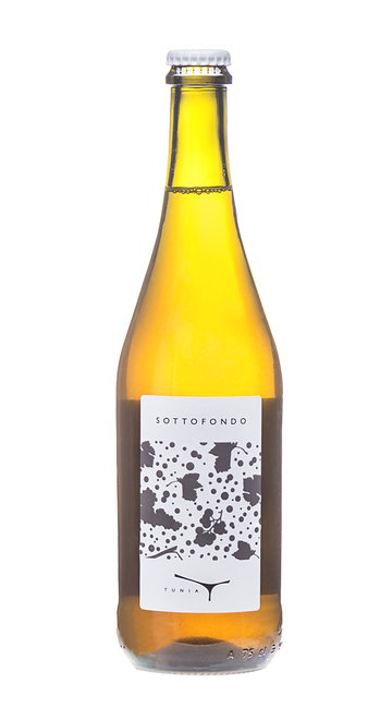 Rifermentato in bottiglia 'Sottofondo' Tunia 2016