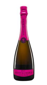 Spumante Charmat 'Cuvée Rosé' Montalbera