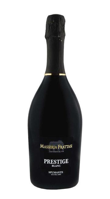 Spumante Charmat Extra Dry 'Prestige Blanc' Masseria Frattasi