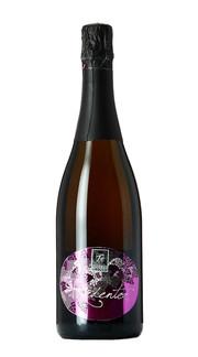 Spumante Metodo Classico Rosé Brut di Raboso Tessère 2010