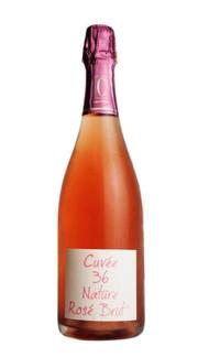 Spumante Metodo Classico Rosé Brut Nature '36' Casa Caterina 2013