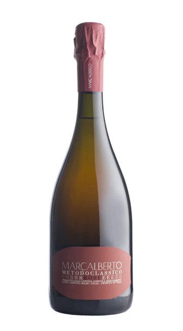 Spumante Metodo Classico Rosé Brut Marcalberto