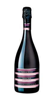 Spumante Rosé Metodo Classico Brut Olivini 2013