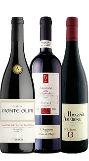 Three great Amarone able to Surprised (3bt)