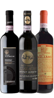 Three Point of Reference of Sagrantino (3bt)