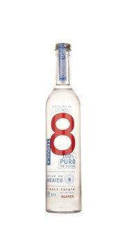 Tequila Blanco Muestra Numero Ocho - 50 cl