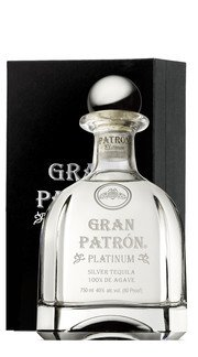 Tequila Platinum Gran Patron